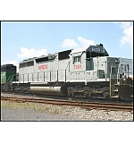 A leasor helps NS 140 make its way to Knoxville.