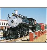 On display at the Cookeville Depot.