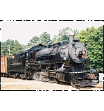 TVRM 610 rests after a movie run for 'Heavens Fall'. 2004 was a good year for TVRM and movies. After this run, 610 was in an HBO movie about FDR in Warm Springs.