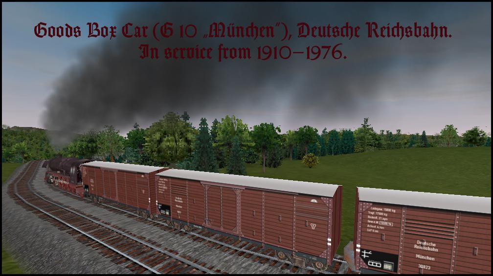 Hawk & Badger Railroad - Railroad Tycoon III Add-Ons