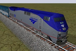 Amtrak AMD-103