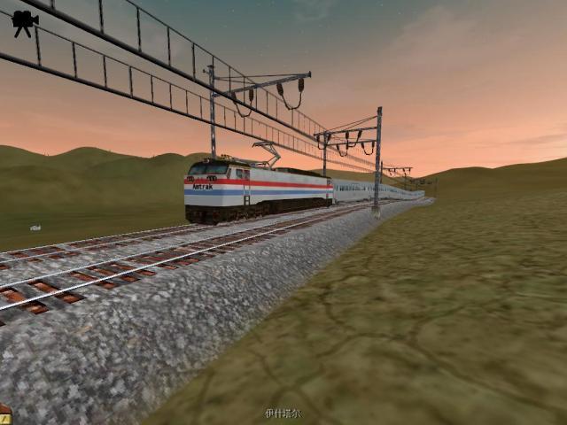 Hawk Badger Railroad Railroad Tycoon III AddOns ReSkins