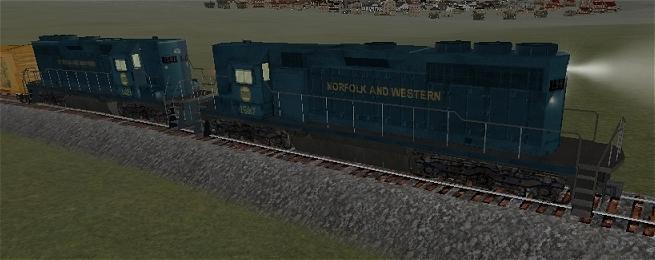 Hawk & Badger Railroad - Railroad Tycoon III Add-Ons - New Engines